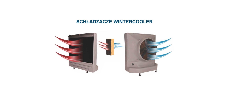 Ewaporacyjne urządzenia WinterCooler ze znakomitym efektem chłodzenia z zasięgiem do 425 m2.